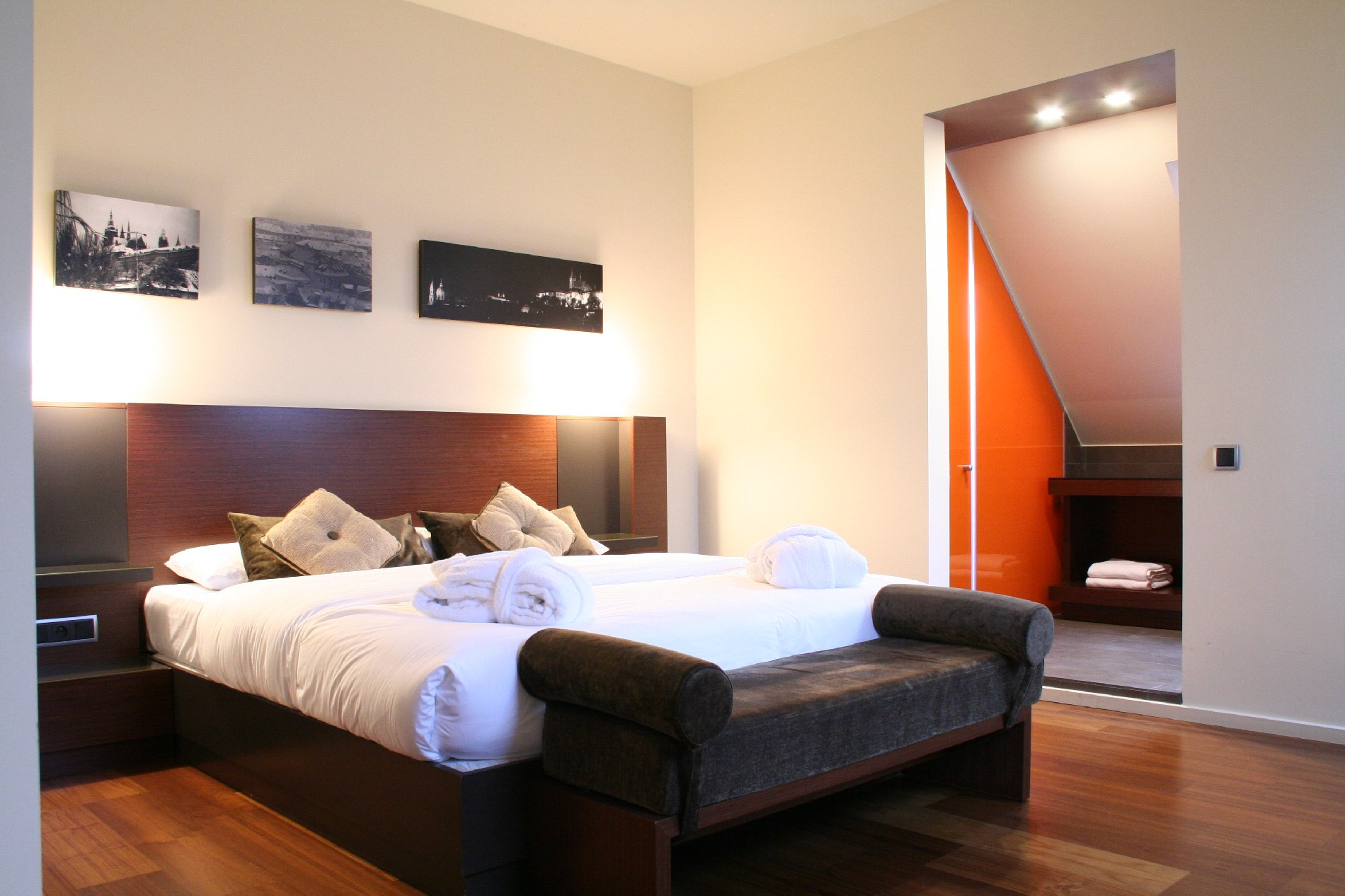 987 design prague hotel hotel near wenceslas square for Modern hotel prague